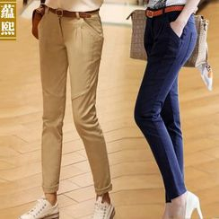 Ranee - Slim-Fit Pants