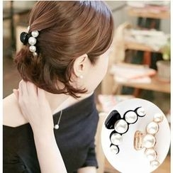 Coolgirl - Faux Pearl Hair Claw