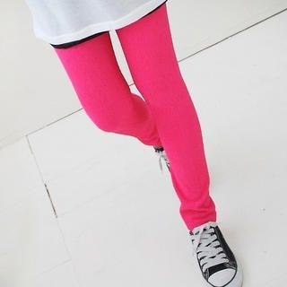 CatWorld - Elastic-Waist Shirred Leggings