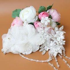 constello - Wedding Flower Hair Clip