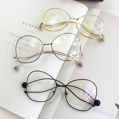 Pompabee - Metal Frame Glasses