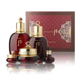 The History of Whoo - Jinyul Special Set (5 items): Balencer 150ml + Lotion 110ml + Cream 20ml + Eye Cream 4ml + Essence 7ml