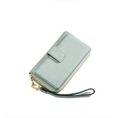 Emini House - Genuine Leather Clutch