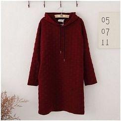Maymaylu Dreams - Fleece-Lined Hooded Dress