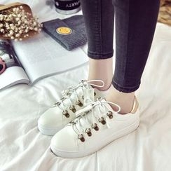 Chryse - Lace Up Sneakers