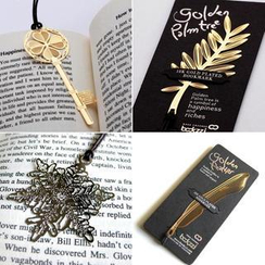 Cute Essentials - Stainless Steel Bookmark (4 Designs)
