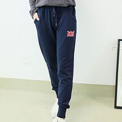 Lina - Union Jack Sweatpants