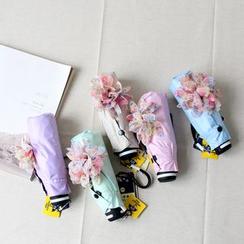 三木青禾 - 花朵折伞
