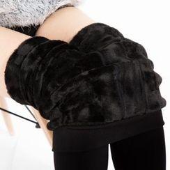 Cloud Femme - Fleece-lined Leggings