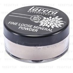 Lavera - Fine Loose Mineral Powder - # Transparent