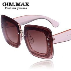 GIMMAX Glasses - Square Sunglasses