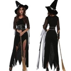 Gembeads - Witch Party Costume
