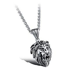 Andante - Lion Necklace