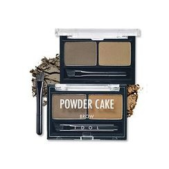 Aritaum - Idol Brow Powder Cake (2 Colors)