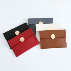 VANYAR - Faux Leather Clutch
