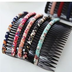 Coolgirl - Floral Hair Comb