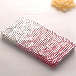 Fit-to-Kill - Pink Diamond iPhone 4/4s Case