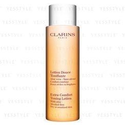 Clarins - Extra-Comfort Toning Lotion