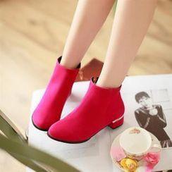 CITTA - Heel Ankle Boots