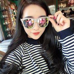 Ks Mixx - 镜面太阳眼镜