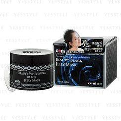coni beauty - Beauty Whitening Black Jelly Mask