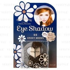 Koji - Dolly Wink Eye Shadow (#03 Smoky Brown)
