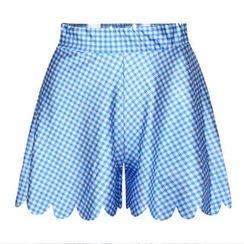 Omifa - Gingham Shorts