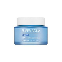 Missha - Super Aqua Ice Tear Cream 50ml