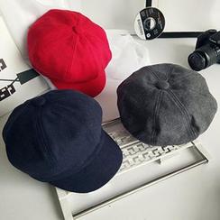 Milliner - 針織貝雷帽
