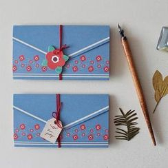 Zakka - Set of 2 : Greeting Cards