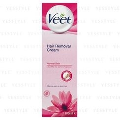 Veet - Hair Removal Cream - Lotus Milk & Jasmine (for normal skin) (Pink)