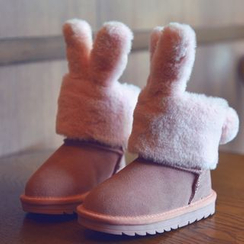 BOOM Kids - Kids Bunny Ear Snow Boots