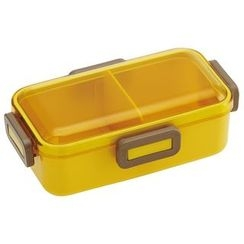Skater - Earth Color Soft Lunch Box (Yellow)