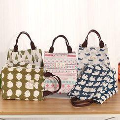 Libbop - Print Lunch Bag