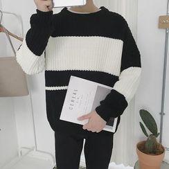 Arthur Look - Two Tone Sweater