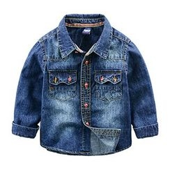 Kido - Kids Washed Denim Jacket