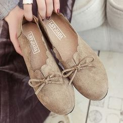 Shoeland - Bow Loafers