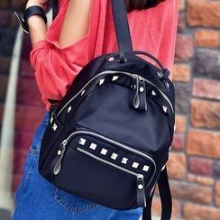 Velocia - Studded Backpack
