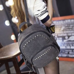 Suis MOI - Studded Backpack