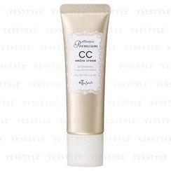 ettusais - Premium CC Amino Cream SPF 40 PA+++ (BE Sheer Beige)