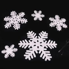 Make a Wish - Snowflake Window Decoration Set