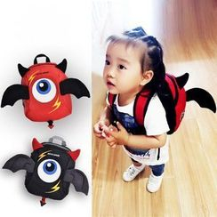 Full House - DEVILWING - Kids Printed Backpack