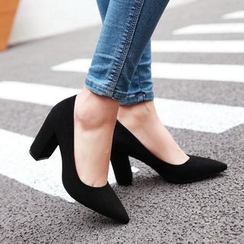 Parkwalker - Block Heel Pumps