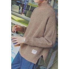 优凡士品 - 高领毛衣