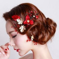 constello - Floral Hair Clip
