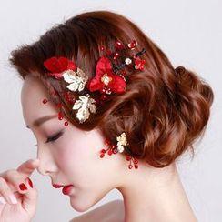 constello - 花朵发夹