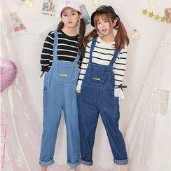Moriville - Denim Dungaree