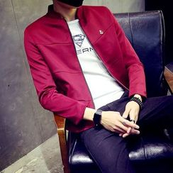 Masowild - Plain Zip Jacket