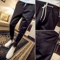 Harvin - Drawstring Jogger Pants