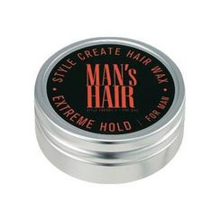 The Flower Men - Energy Factory Style Create Hair Wax - Extreme Hold